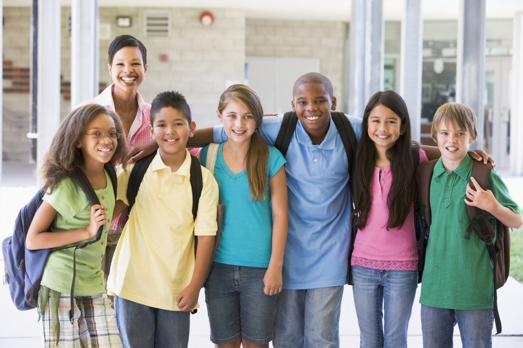 bigstock-Six-Students-Standing-Outside--3917392